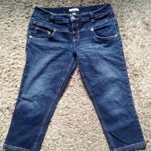 Tommy Jeans Size 13 Capri Jeans